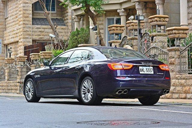Maserati Quattroporte Quattroporte