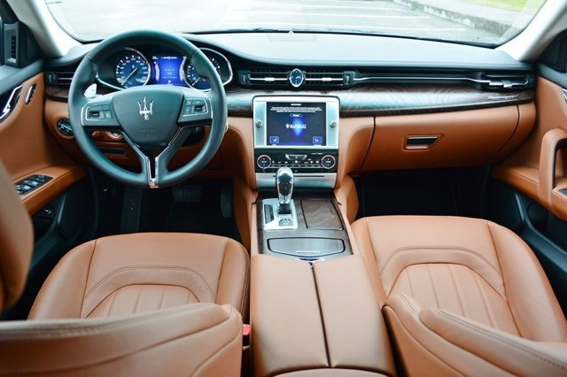 Maserati Quattroporte Quattroporte Diesel