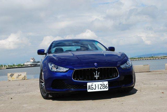 Maserati Ghibli Ghibli S Q4