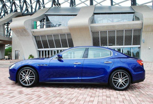 Maserati Ghibli Ghibli Premium