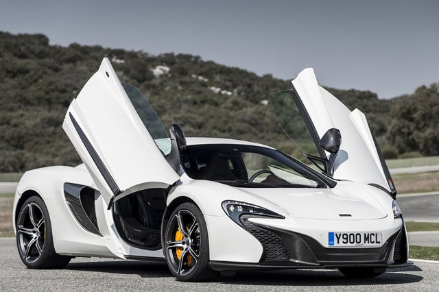 McLaren 650S Coupe 650S Coupe