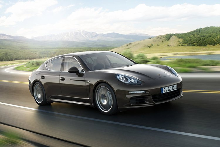 Porsche Panamera Panamera Turbo S