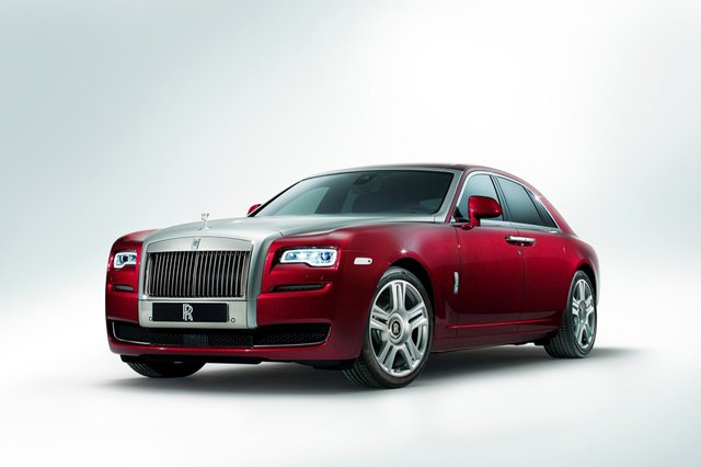 Rolls Royce Ghost Ghost SWB