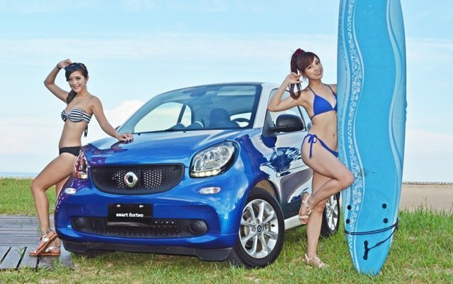 smart Forfour 66kW Pure