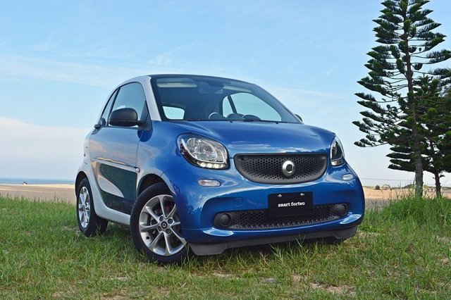 smart Forfour 52kW Pure