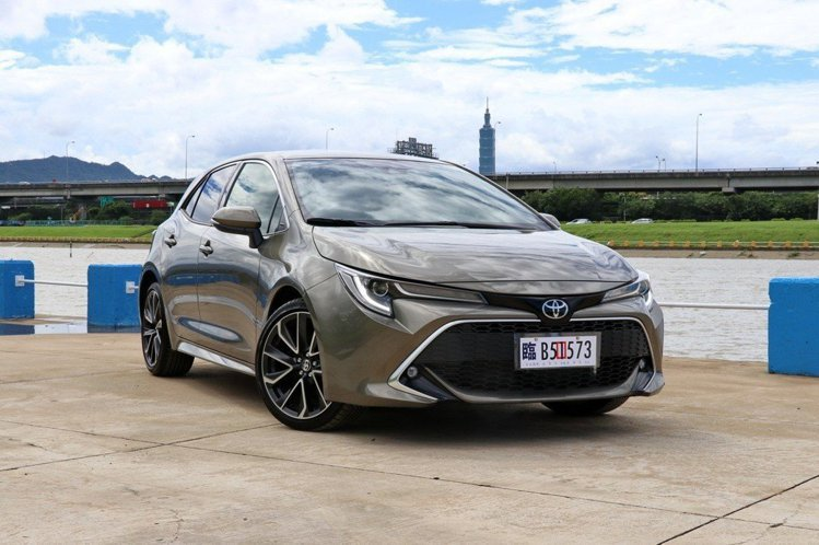 Toyota Auris 旗艦版