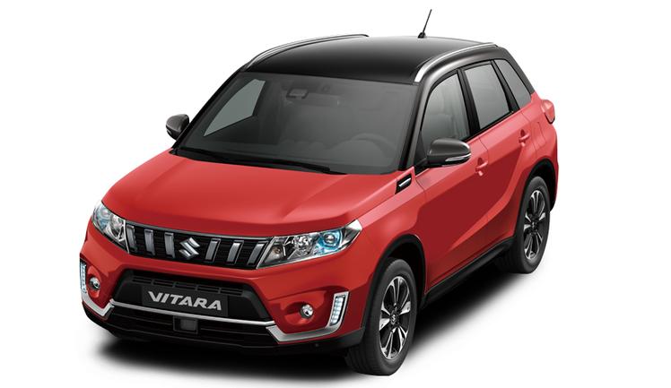 Suzuki Vitara S Allgrip 2 Tone