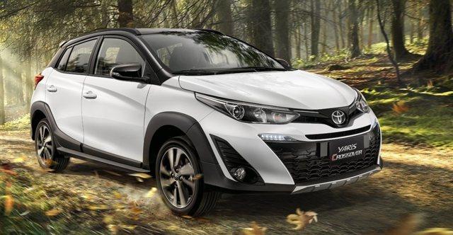 Toyota Yaris Crossover豪華