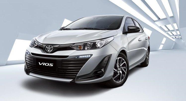 Toyota Vios 豪華