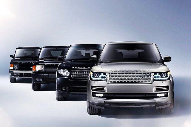 Land Rover Range Rover V6 S/C HSE