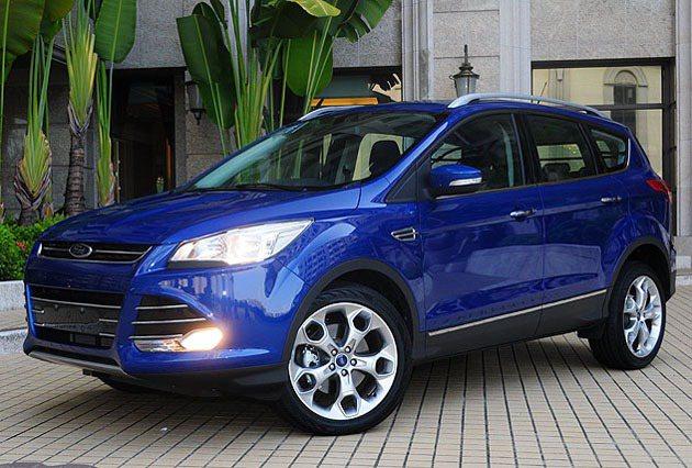 Ford Kuga 2.0 Ecoboost