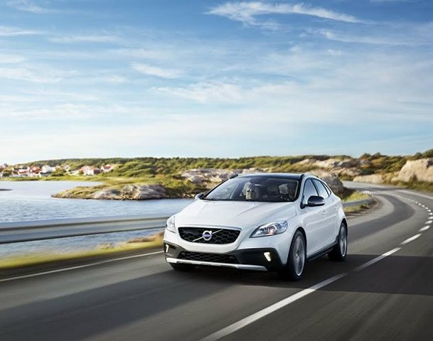 Volvo V40 Cross Country 豪華版
