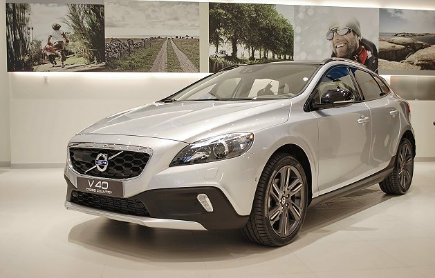 Volvo V40 Cross Country 旗艦版