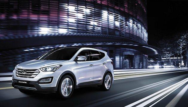 Hyundai Santa Fe 豪華款