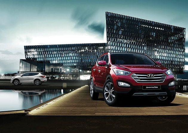 Hyundai Santa Fe 尊爵款