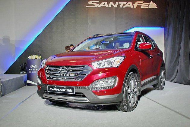Hyundai Santa Fe 皇家款7人座