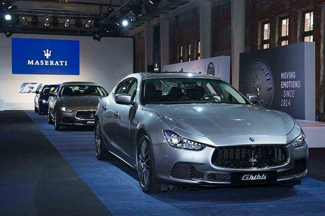 Maserati Ghibli Premium