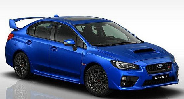 Subaru WRX STi 2.5i