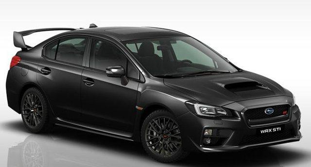 Subaru WRX STi 2.5i Premium