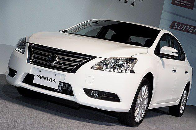 Nissan Sentra 豪華版