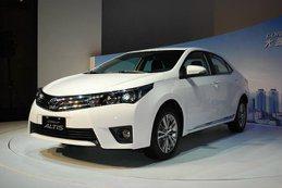Toyota Altis 豪華版