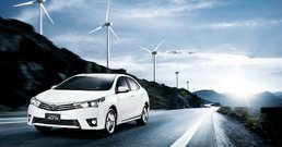 Toyota Altis 尊爵版