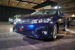 Toyota Altis Z版