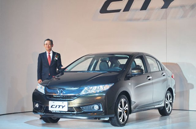 Honda City 1.5 VTi-S
