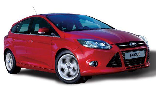 Ford Focus 五門汽油運動型