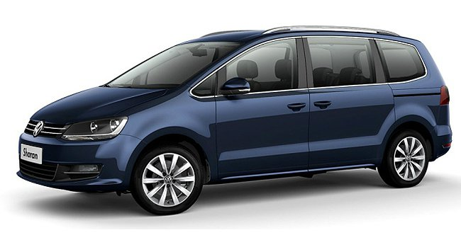 Volkswagen Sharan 2.0 TDI Highline 6人座