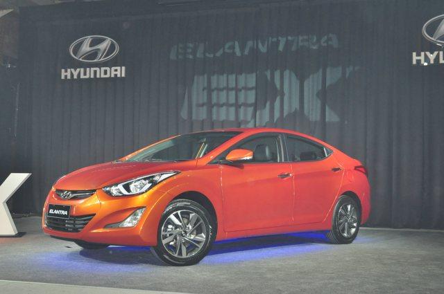 Hyundai Elantra EX 經典版