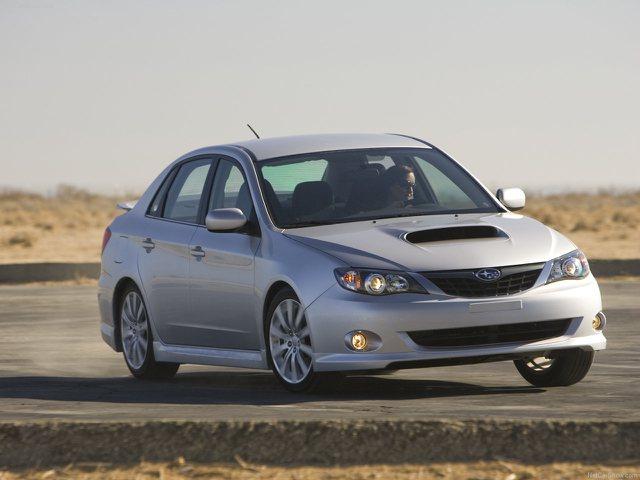 Subaru Impreza Sti 4D