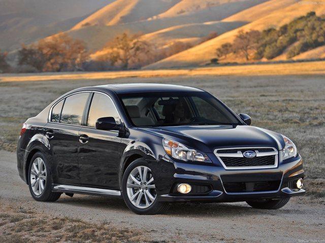 Subaru legacy 2.5GT 4D