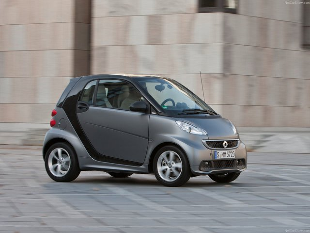 smart Fortwo mhd Pure
