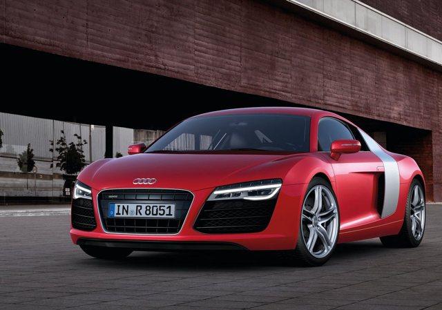 Audi R8 5.2 FSI quatto