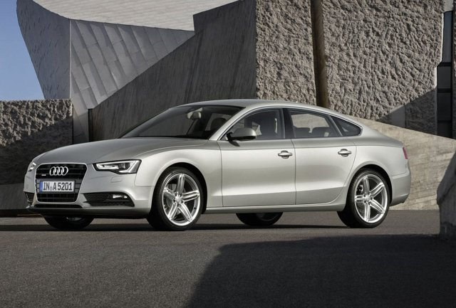 Audi A5 Sportback 3.0 TFSI
