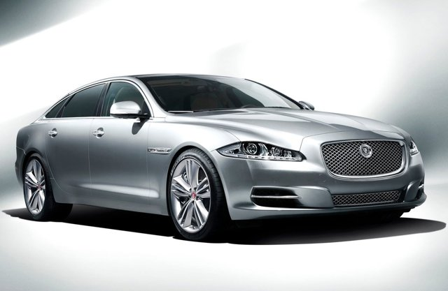 Jaguar XJ 5.0 S/C Supersport L