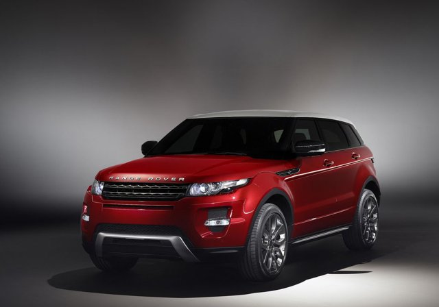 Land Rover Evoque 5D