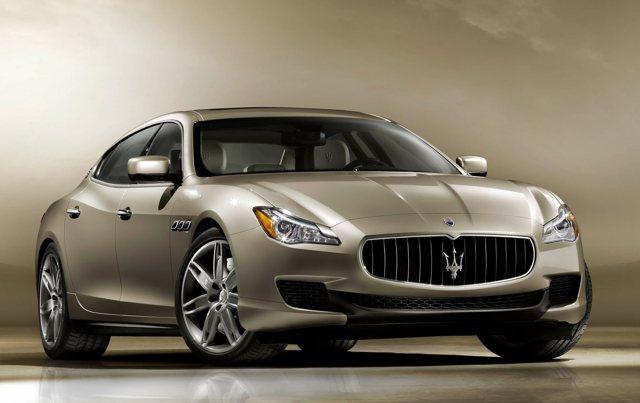 Maserati Quattroporte 4.7 Ex
