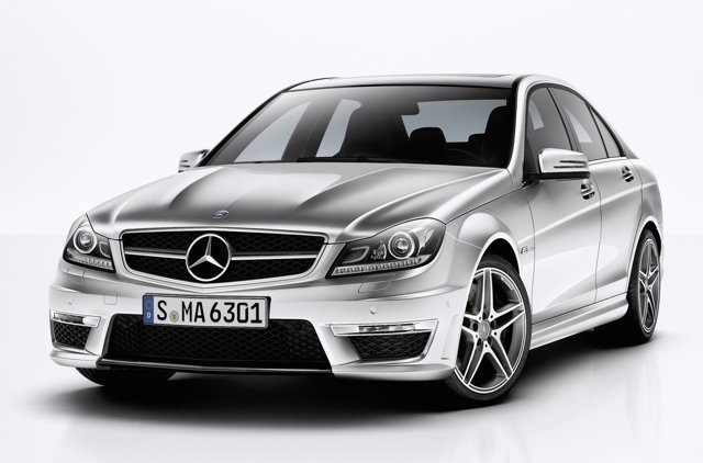 M-Benz C63 AMG Coupe