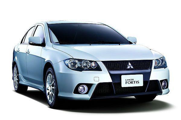 Mitsubishi Lancer Fortis 1.8