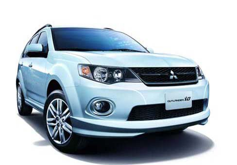 Mitsubishi Outlander iO 4WD
