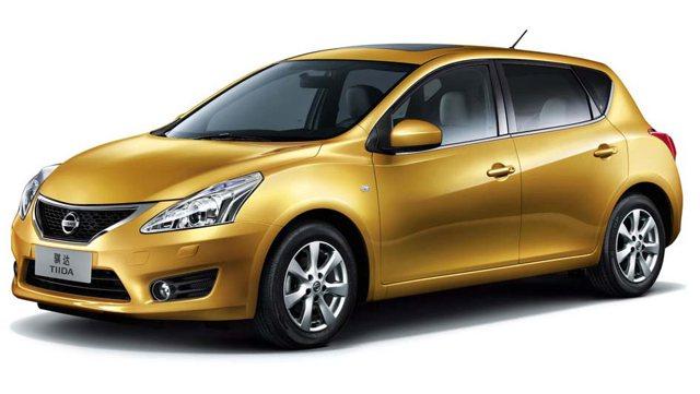 Nissan Tiida 1.8 5D B