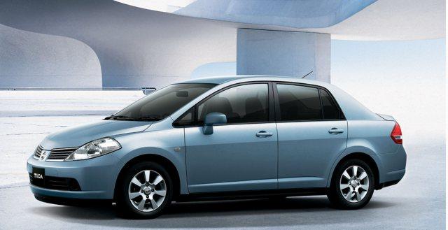 Nissan Tiida 1.6 B