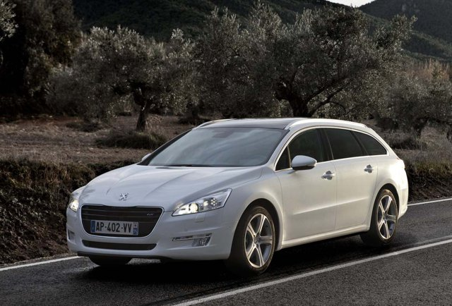 Peugeot 508 SW 2.0HDi