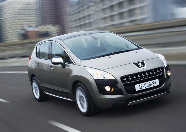 Peugeot 3008 1.6 eHDi