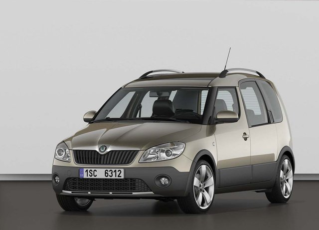 Skoda Roomster Scout 1.2TSI