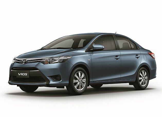 Toyota Vios 經典型