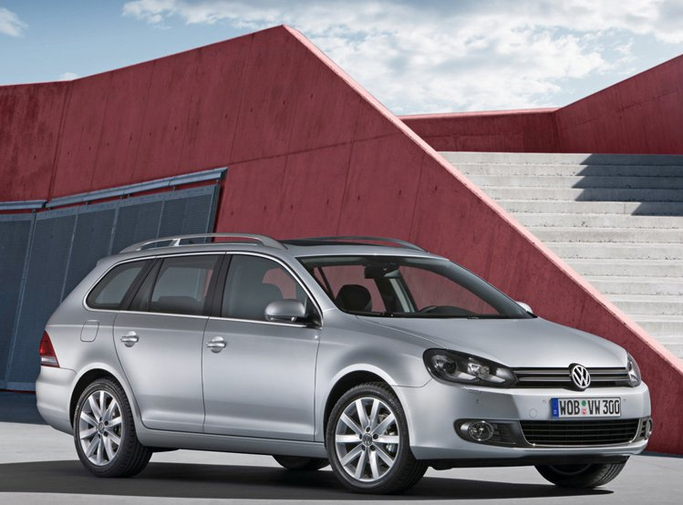 Volkswagen Golf Variant 1.4TSI