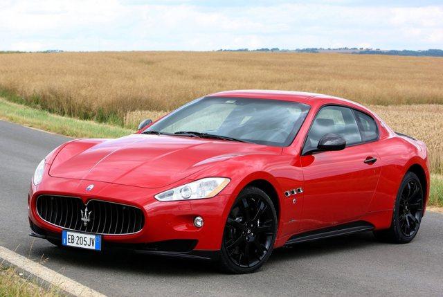 Maserati GranTurismo 4.7 S Auto